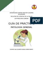 Guia de Practicas de Patologia General