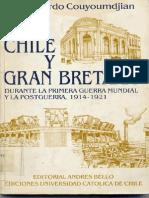 Comercio Britanico en Chile