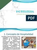 Hoteleria(Diana Michel)