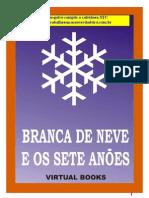 Branca de Neve - Desconhecido(a)