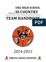 PHS Cross Country - Handbook