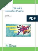 Supertriumph Manual de Usuario