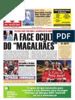 As Noticias Edição No:73 de 7 de Dezembro 2009