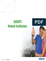 3G Architecture Handout New