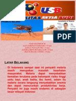 PPT Promkes Malaria
