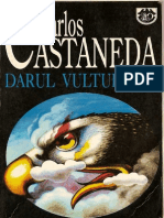 Carlos Castaneda - 06 Darul Vulturului (Scan)