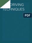 E&E Driving Techniques