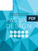 Passive Design Guidebook