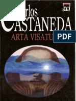 Carlos Castaneda - 09 Arta Visatului (Scan)
