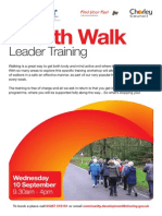 Healthy Walk_leader Training Leaflet