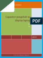 Capasitor Penyebab No Display (Kbti Indonesia Refisi )