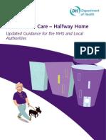 IntermediateCare – Halfway Home