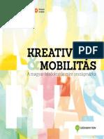 Kreativitás & Mobilitás - A magyar felsőoktatás mint országmárka