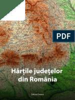 Editura Everest - Harti Judete Romania