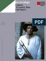 Juan Garmendia Larrañaga de Etnografía Vasca 29