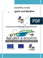 Feasibility Study for the use of Biogas Power Plant in Bijeljina and Bogatic