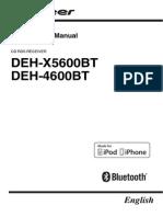 Pioneer x5600bt