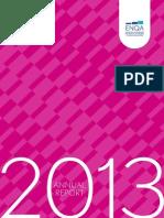 ENQA Annual Report 2013