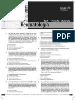 Test Reumatologia