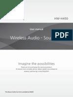 manual soundbar samsung