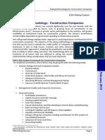 Methodology Construction