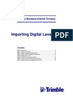 Tutor04-ImportDigitalLevelData