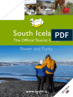 South Iceland - Official Tourist Guide 2013 2014