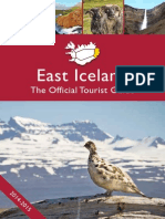 East Iceland - Official Tourist Guide 2014-2015