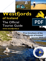 Westfjords of Iceland - Official Tourist Guide 2013