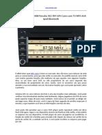 2005 2006 2007 2008 Porsche 911 997 GPS Carro Com TV MP3 AUX iPod Bluetooth