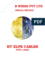 Ht Xlpe Is7098 III Upto132kv