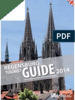 Regensburg Tourist Guide 2014