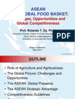 Asean as Food Basket Bogor 05-10-1