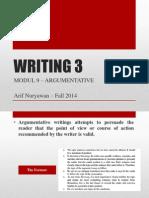 Writing 3_Pertemuan 8_Arif Nuryawan.pptx