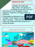 2012 - Prof. Ribamar - Estado e Nação