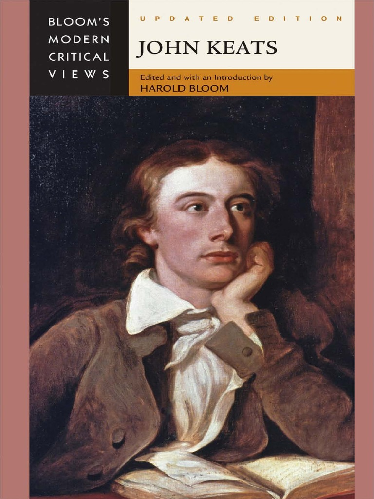 an essay by keats Sample of john keats: ode on a grecian urn essay (you can also order custom written john keats: ode on a grecian urn essay).