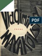 Mayakovsky Vladimir Vladimir Mayakovsky Poems
