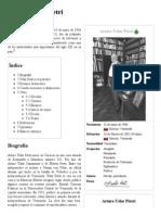 Arturo Uslar Pietri - Biografia