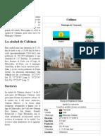 Cabimas - Reseña