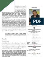 Hugo Chávez - Biografia