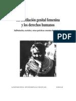 La Mutilacion Genital Femenina y los Derechos Humanos