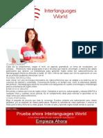 Cursos de Inglés Online Por Videoconferencia
