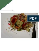 Salata Quinoa Si Legume