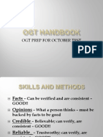 2013-14 ogt handbook for juniors pp sng