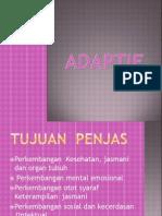 Pembelajaran adaptif