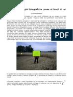 Corrado Malanga - Analisi Foto Prese Ai Bordi Di Un Crop Circle