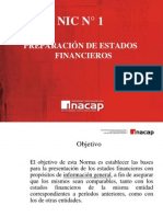 NIC N 1 Presentacion de EEFF