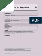 06 Probereinigung Und Organisation d