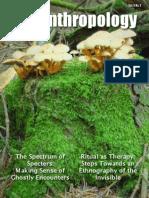Paranthropology Vol. 5 No. 3