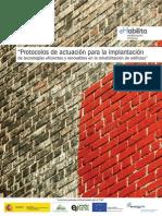 Guía Protocolos de Actuacion Implantacion Energia Renovable en Edificios